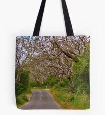 """""""On The Road To The Cape"""" Tote Bag"""