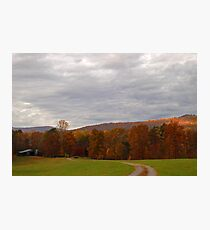 Pigeon Mountain Photographic Print
