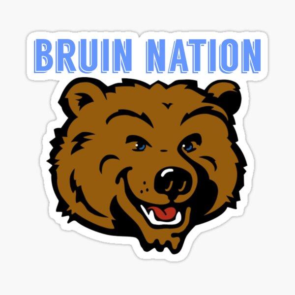 Bruin Sticker