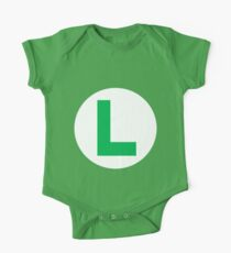 Mama Mia! It's-a Luigi! One Piece - Short Sleeve