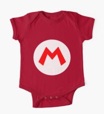 It's a Me! Mario! One Piece - Short Sleeve