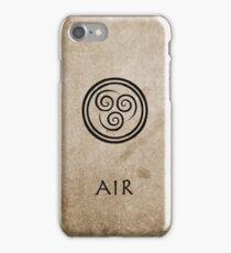 Avatar Last Airbender Elements - Air iPhone Case/Skin