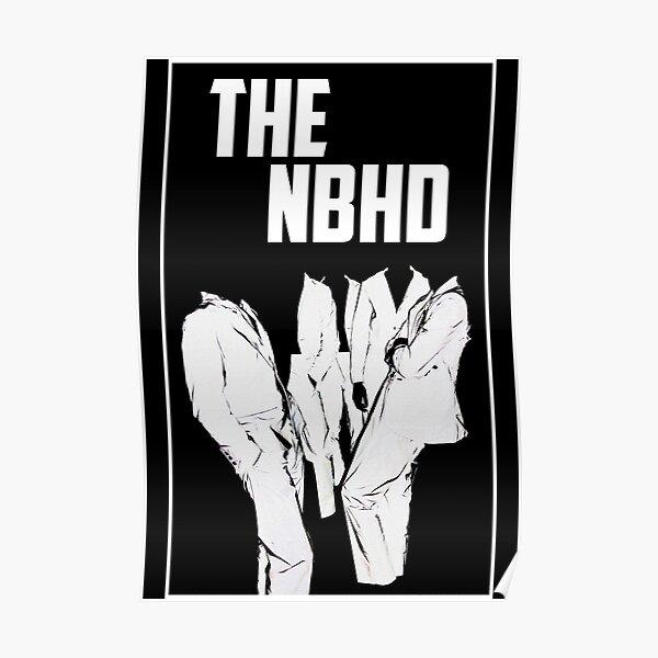 THE NBHD - Difícil de imaginar Póster