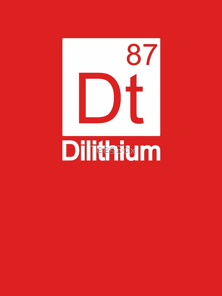 Dilithium - Star Trek | Unisex T-Shirt