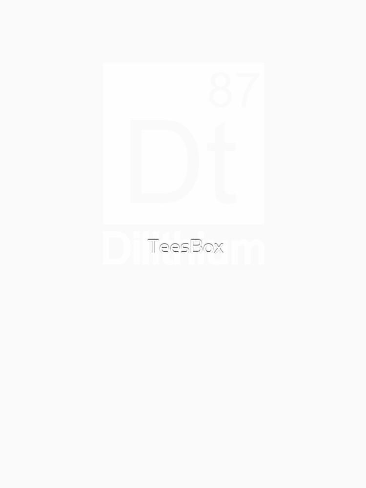 Dilithium - Star Trek by TeesBox