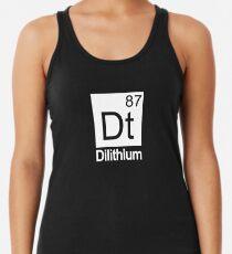 Dilithium - Star Trek Racerback Tank Top