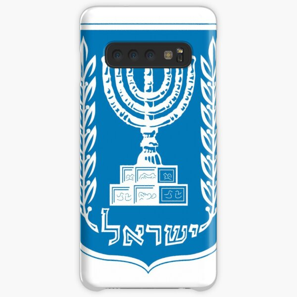 Emblem of the State of Israel Samsung Galaxy Snap Case