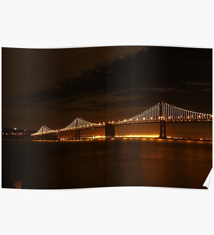 the Bay Lights Project Poster