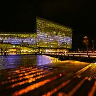 Reykjavik Concert Hall by Pippa Carvell