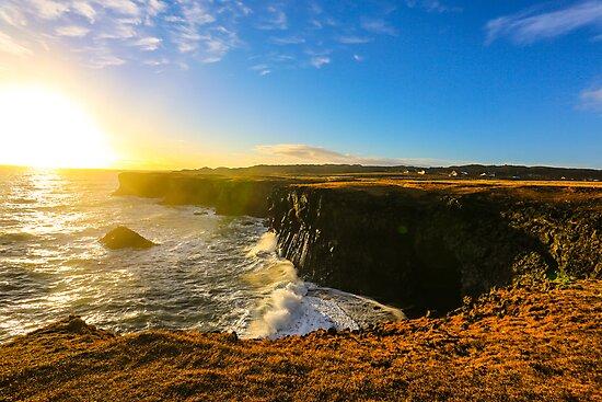 Snaefellsnes Coast  by Pippa Carvell