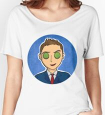 Tenth Doctor Women's Relaxed Fit T-Shirt