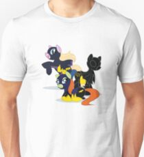 My Little Batgirls! T-Shirt