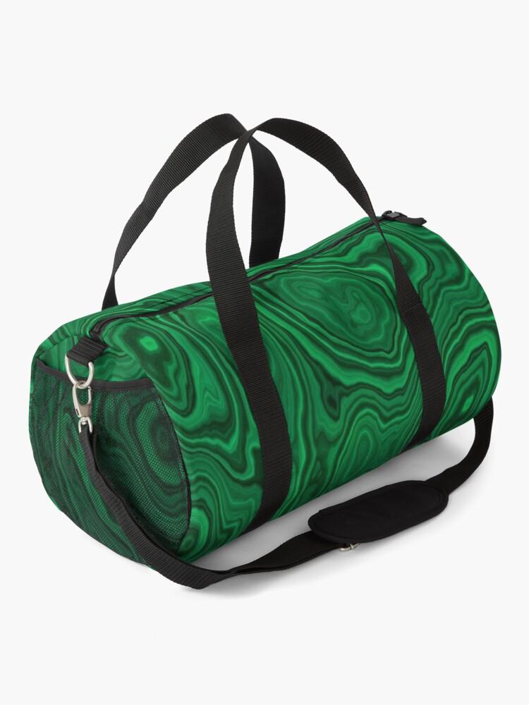 Alternate view of Darker Malachite Duffle Bag
