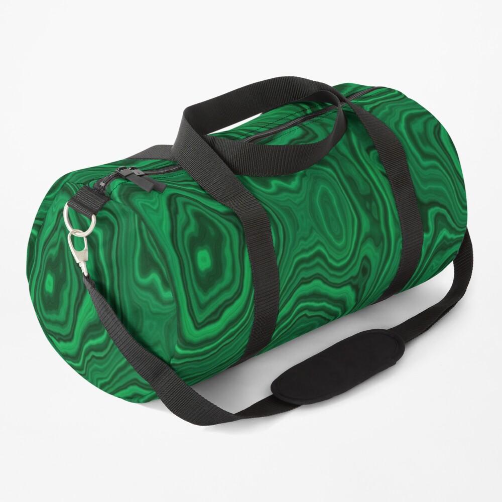 Darker Malachite Duffle Bag