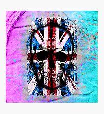 Skull Jack Photographic Print