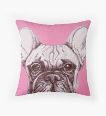 Its Gotta be French! Throw Pillow