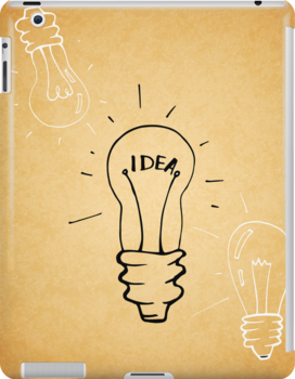 Idea lamp by rafo