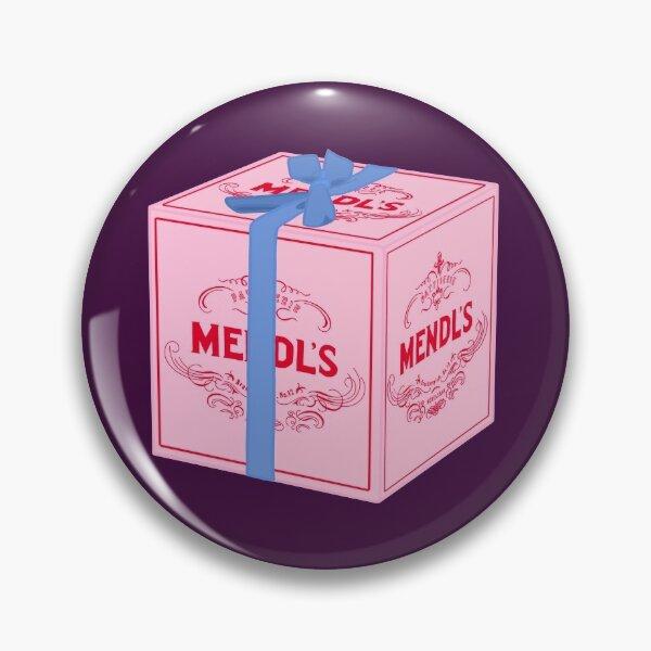 Mendl's Box Pin