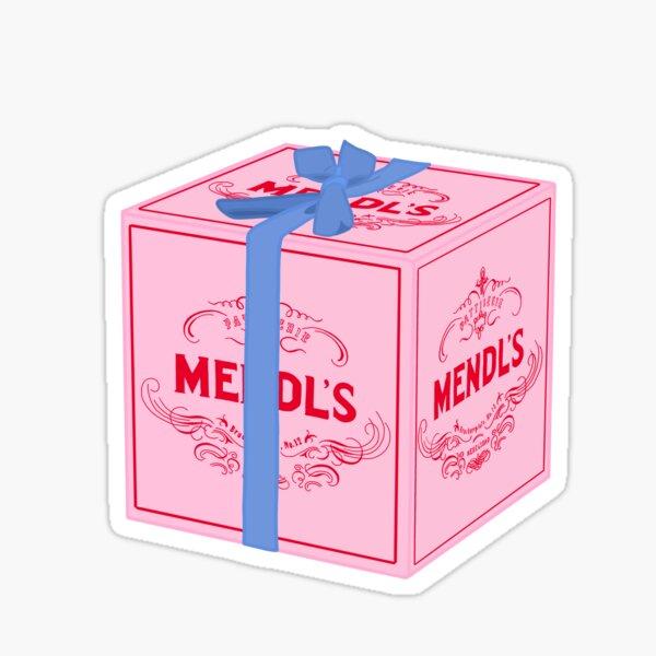Boîte de Mendl Sticker