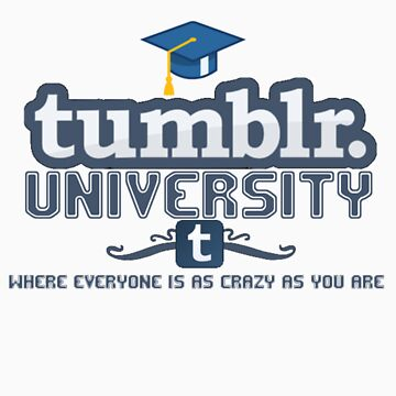 Tumblr University by YouViewStu