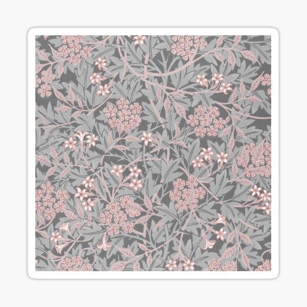 Jasmine by William Morris, 1872 Sticker