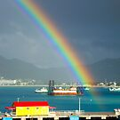 End of the rainbow by Mark scott