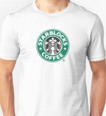 StarBlocks Coffee Unisex T-Shirt