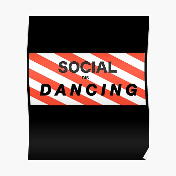 Poster: Tanz Heute Zitat   Redbubble