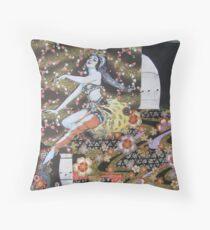 Danseur  Throw Pillow