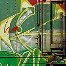 Railcar Graphics. by Todd Rollins