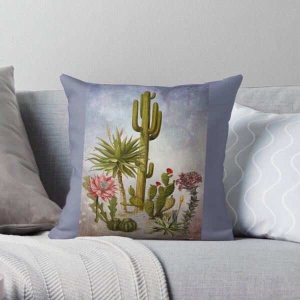 DESERT BEAUTY 2 Throw Pillow