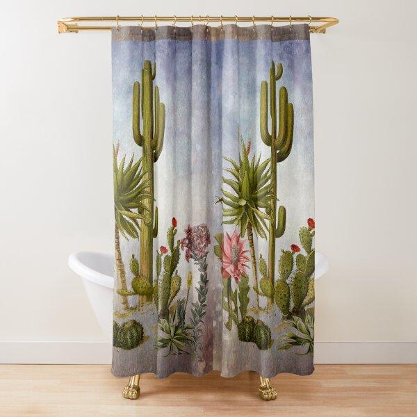 DESERT BEAUTY 2 Shower Curtain