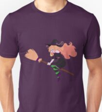 Strawberry Blond Witch Unisex T-Shirt