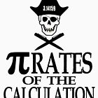 Pi-Rates of the Calculation by pixelman