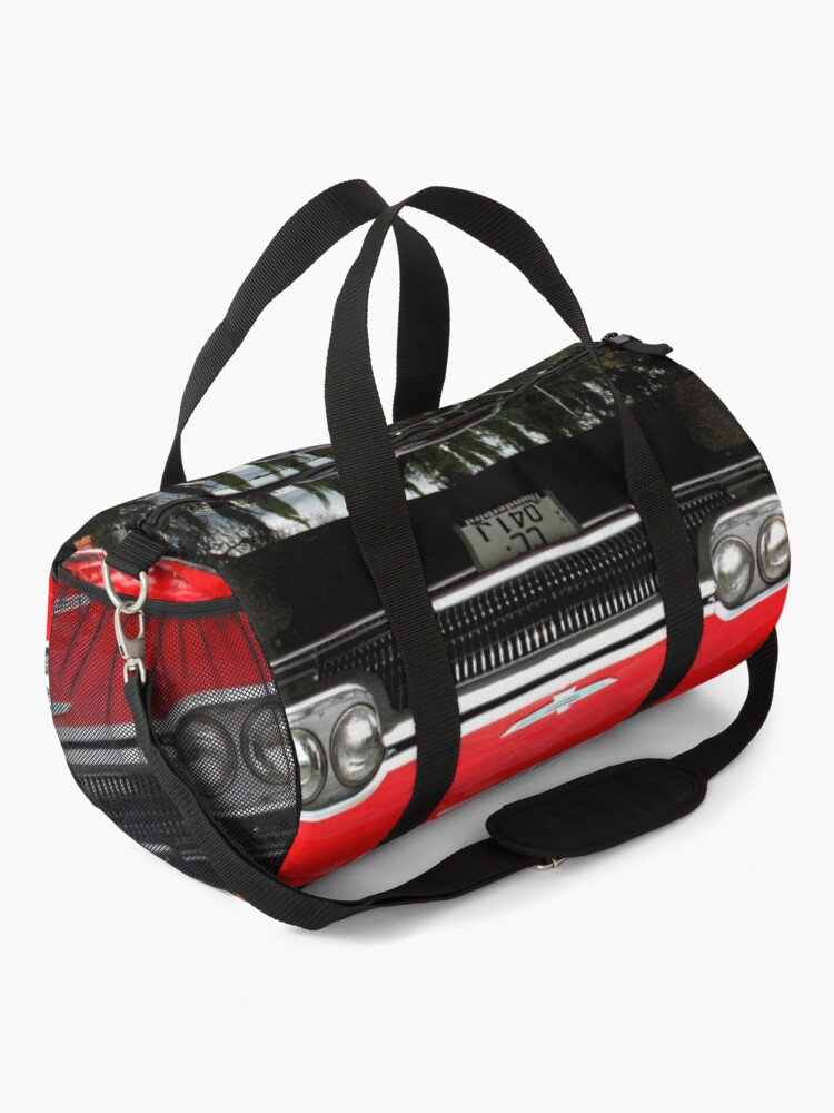 Alternate view of Ford Thunderbird 1963 Model Front End Duffle Bag
