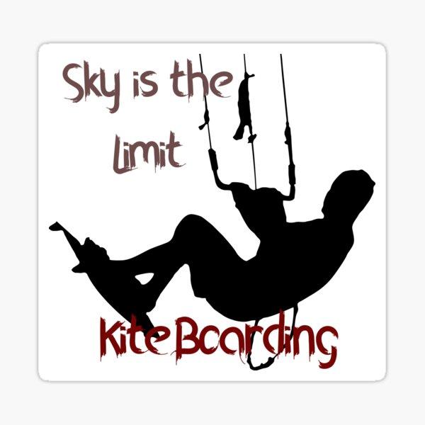Sky is the Limit Sticker