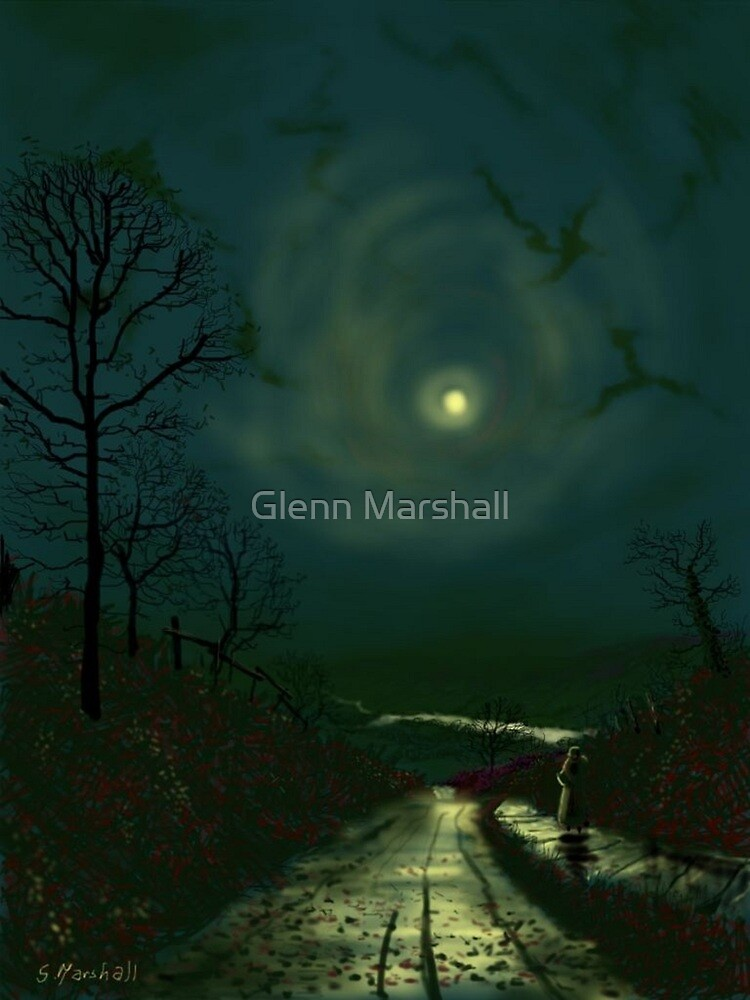 Road Home to Wharfedale by Glenn Marshall