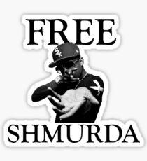 Free Shmurda Sticker