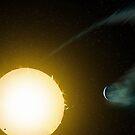 Kepler 13b by Ray Cassel