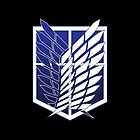 Attack On Titans Survey Corps Logo by ColdCola