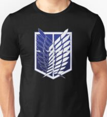 Attack On Titans Survey Corps Logo T-Shirt