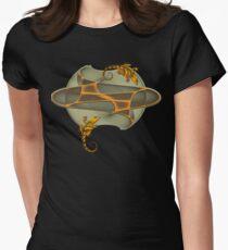 Fractal Gecko T-Shirt