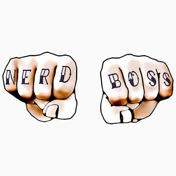 Nerd Boss by DashEightyEight