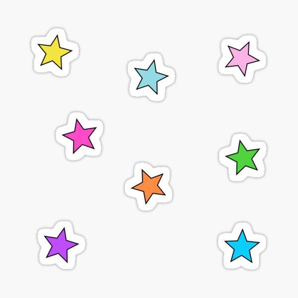 little stars Sticker