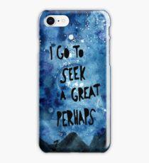 I go iPhone Case/Skin
