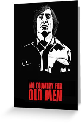 What would be a good thesis for the book No Country for Old Men?