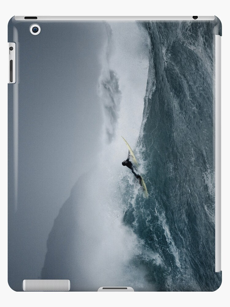 iPad Case. Pipeline Surfer 12 by Alex Preiss