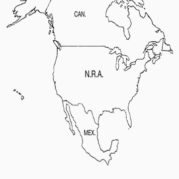 N.R.America by Lborden