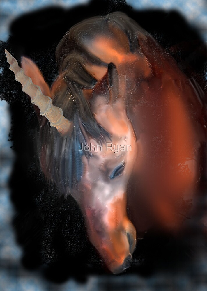 Unicorn by John Ryan