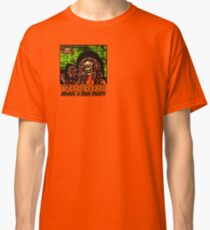 Voodoo Makes a Man Nasty! (Small Image/Rt Shoulder) Classic T-Shirt